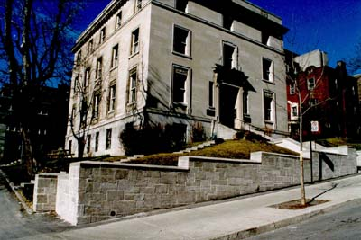 The workshop will be held at the Thompson House, McGill.